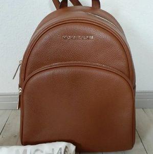 Michael Kors Abbey Medium Backpack.